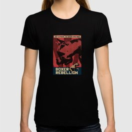 Boxer Rebellion  T-shirt