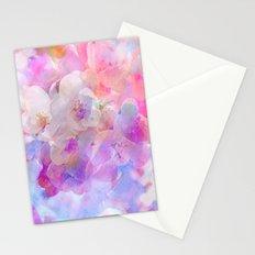 Les fleurs du bien Stationery Cards