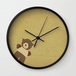 For Stephanie on her Birthday Wall Clock