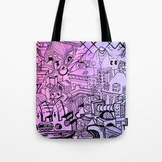 Funky Town Pt. 2 Tote Bag