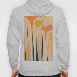 Wall Of Floral Abstracts Hoody