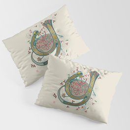 Celtic Initial Y Pillow Sham