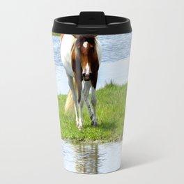 Assateague Pony Travel Mug