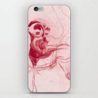 spawn iPhone & iPod Skins featuring Spawn by Robert Cooper