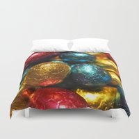 easter Duvet Covers featuring Easter by habish