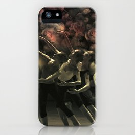The Dancers iPhone Case