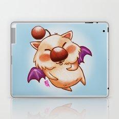 Moogle Fan Art Doodle Laptop & iPad Skin