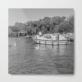 River Bure, Wroxham Metal Print