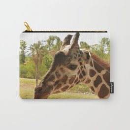Wandering Giraffe Carry-All Pouch