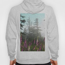 Misty Mountain Wildflowers Hoody