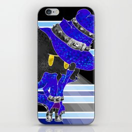 Veigar with Stripes iPhone Skin