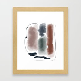Introversion XII Framed Art Print