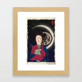 Mooneo Framed Art Print