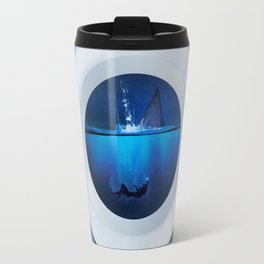 Sea skylight Travel Mug