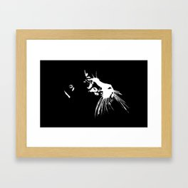 Isicle Framed Art Print
