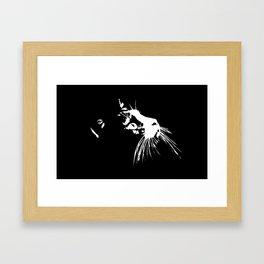 Isicle Framed Art Print
