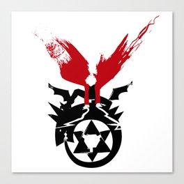 Fullmetal Alchemist - Edward Elric Canvas Print