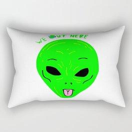 Ripndip Alien Rectangular Pillow