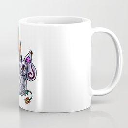 Elephant Dance Coffee Mug