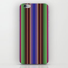 Peruvian Folkart iPhone Skin
