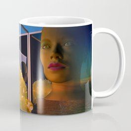 surrealistic showcase Coffee Mug