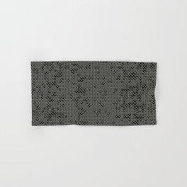 Chain Mail Texture Hand & Bath Towel