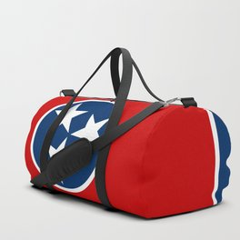 Tennessee State flag Duffle Bag