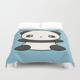 Kawai Cute Hugging Panda Duvet Cover