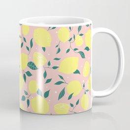 Squeeze a Lemon Coffee Mug