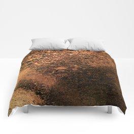 Unique Brown Pattern Comforters
