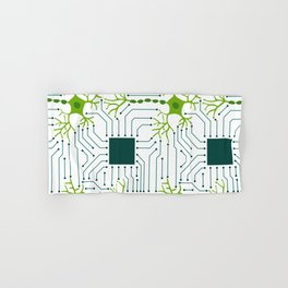 Neural Network 1 Hand & Bath Towel