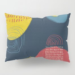 Colour and pattern - Abstract 1 Pillow Sham