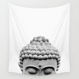 Shy Buddha Wall Tapestry