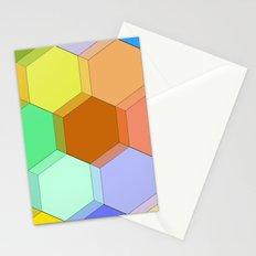 Hello Honeycomb  Stationery Cards