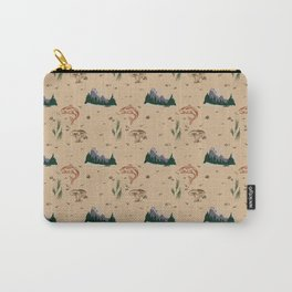 Regional Patterns: Pacific Northwest  Carry-All Pouch