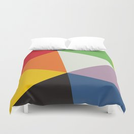 SWISS MODERNISM (MAX BILL) Duvet Cover