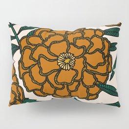 Orange Marigolds Pillow Sham