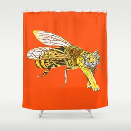 Tibee Shower Curtain