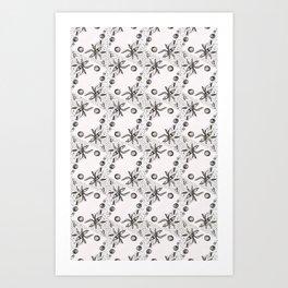Estampa1 Art Print