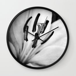 ...the person you want to be... Wall Clock