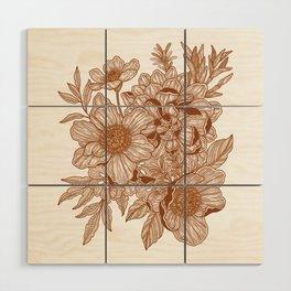 Overgrown 5 Wood Wall Art