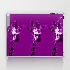 This is A giraffe Laptop & iPad Skin