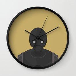 K-2SO Wall Clock