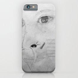 Another portrait iPhone Case