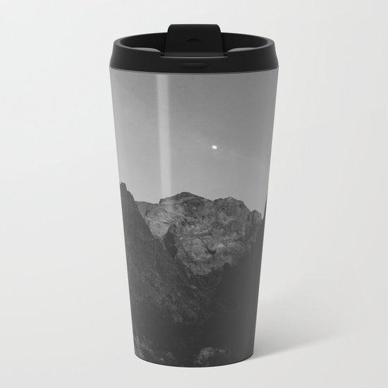 Palm Canyon Metal Travel Mug