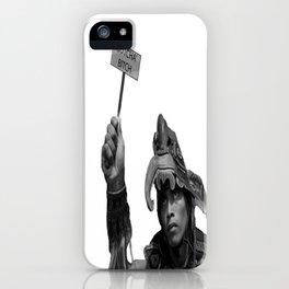 Gotcha! iPhone Case