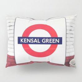 London, England 75 Pillow Sham