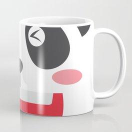 Lovely Panda Face Coffee Mug