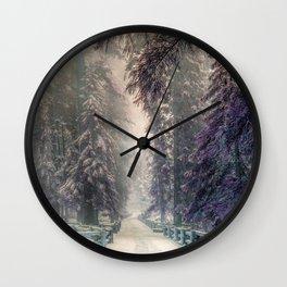 JOURNEY - 6218/3 Wall Clock