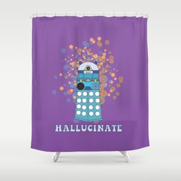 LSDalek Shower Curtain